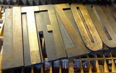 More Big Wood Type