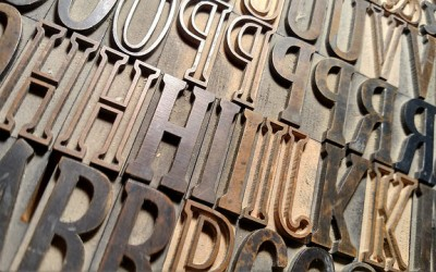 Cheltenham Wood Type